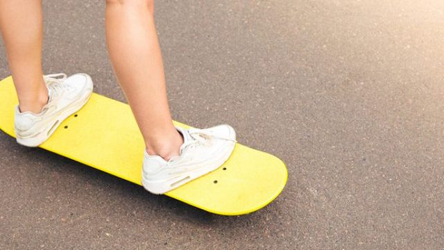 YELLOW EDITION HOVERBOARD